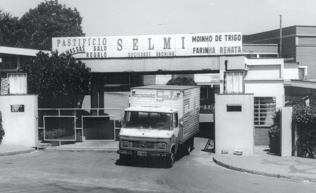 Selmi Pastific Factory and new Renata Wheat Mill